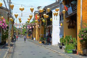 In der Altstadt von Hoi An