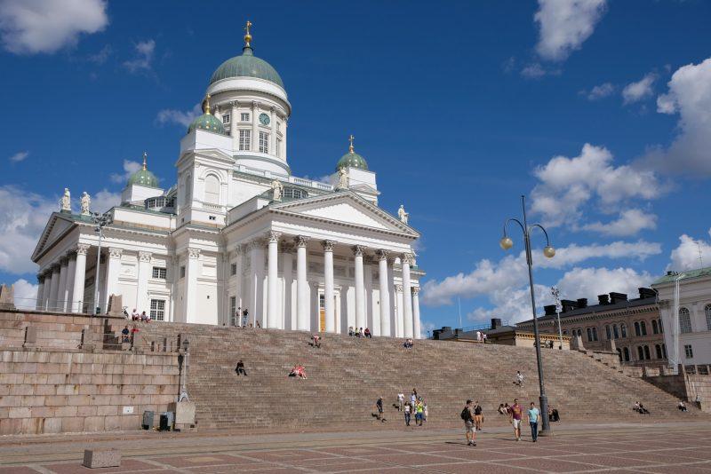 Helsinki, Senatsplatz
