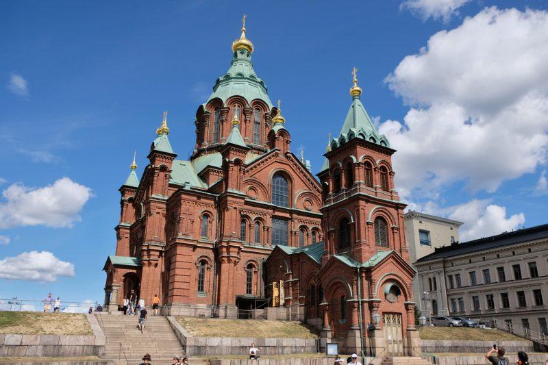Helsinki, Orthodoxe Kathedrale