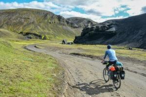 Unsere Abenteuer: Radreise durch Island