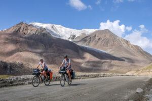 Unsere Abenteuer: Radreise Kirgistan