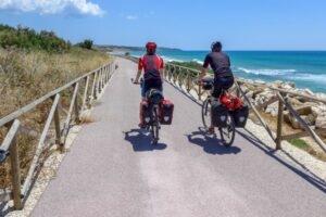 Unsere Abenteuer: Radreise durch Sizilien