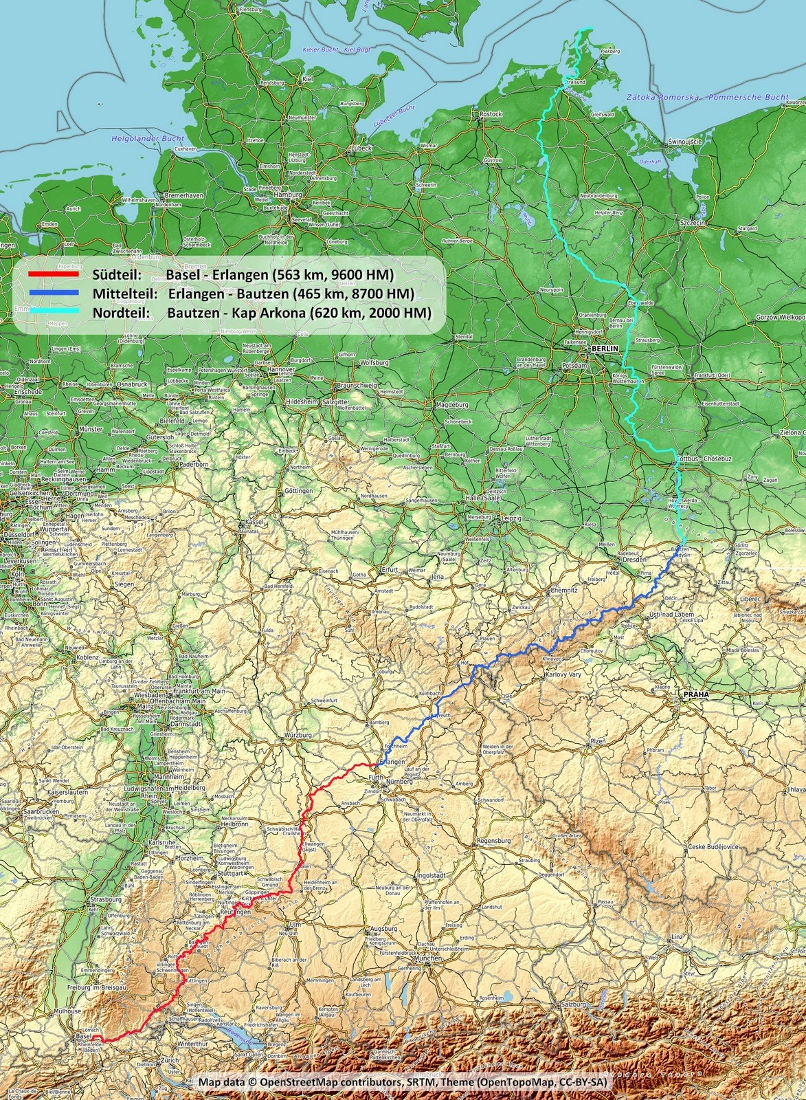 BTG2021 route https://blog.maiwolf.de/transgermany/